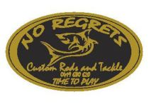 No Regrets Custom Rods